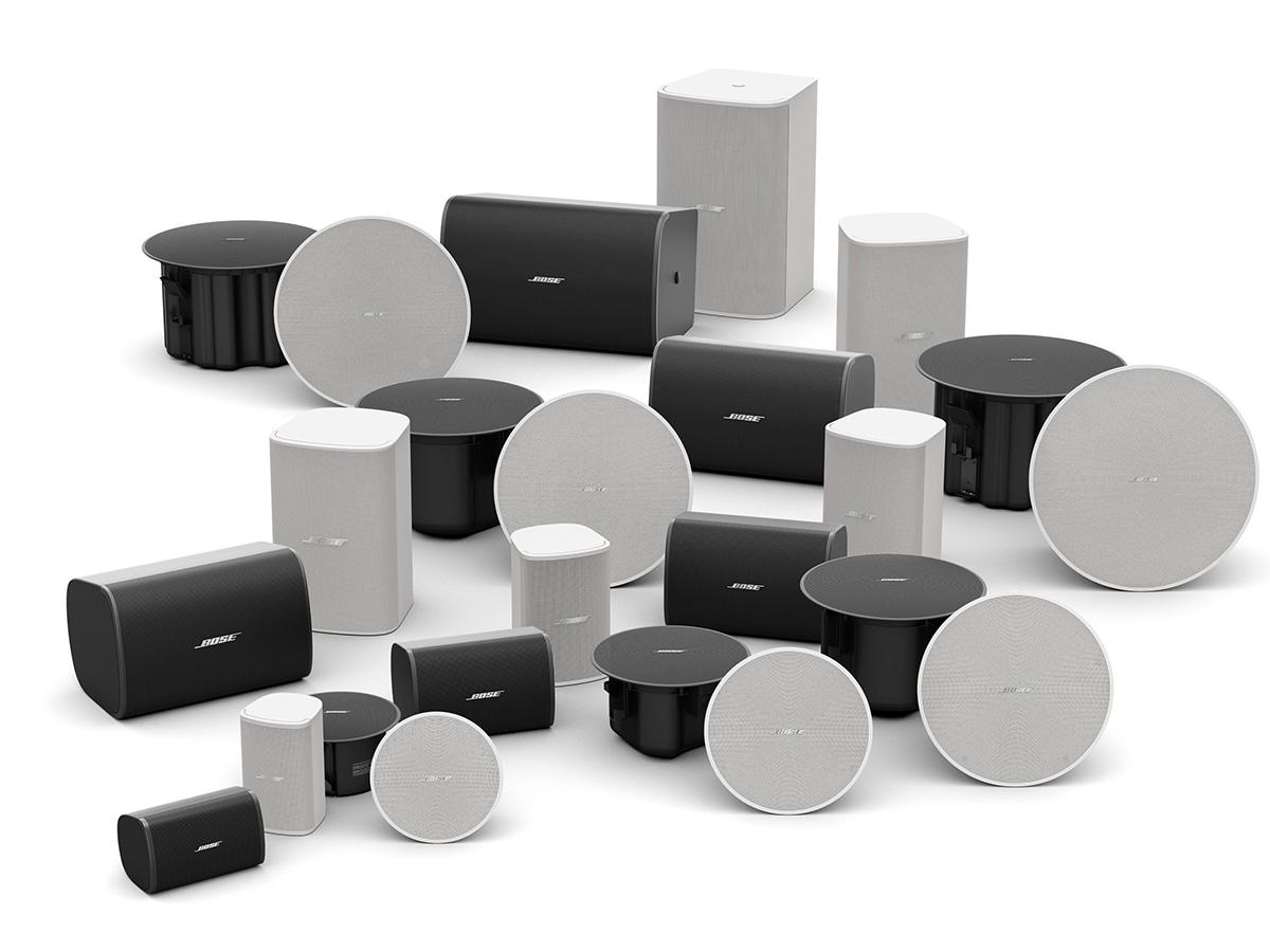 Dòng loa âm trần Bose DesignMax