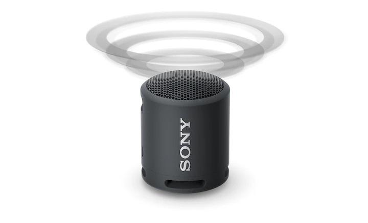Loa bluetooth Sony SRS-XB13 di dong