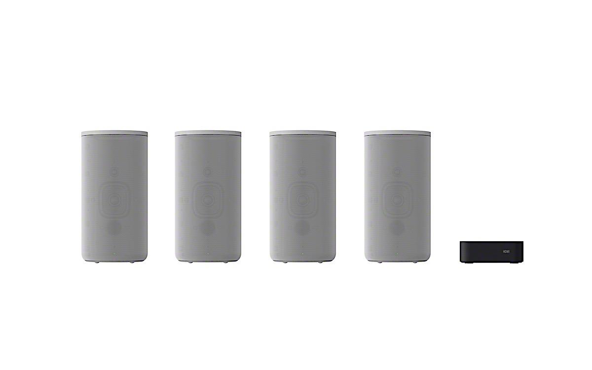 Loa vòm Sony HT-A9 mới ra mắt 1