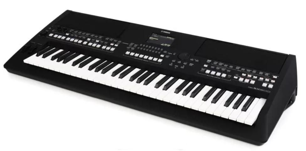 PSR SX600 truyền cảm hứng cho bạn