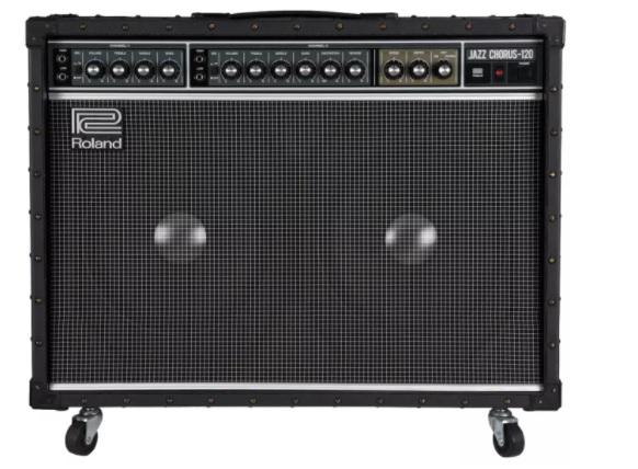 Roland JC-120 amplifier