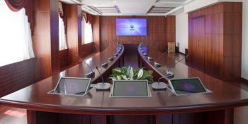 Thiết bị phòng họp trực tuyến - Hội nghị truyền hình