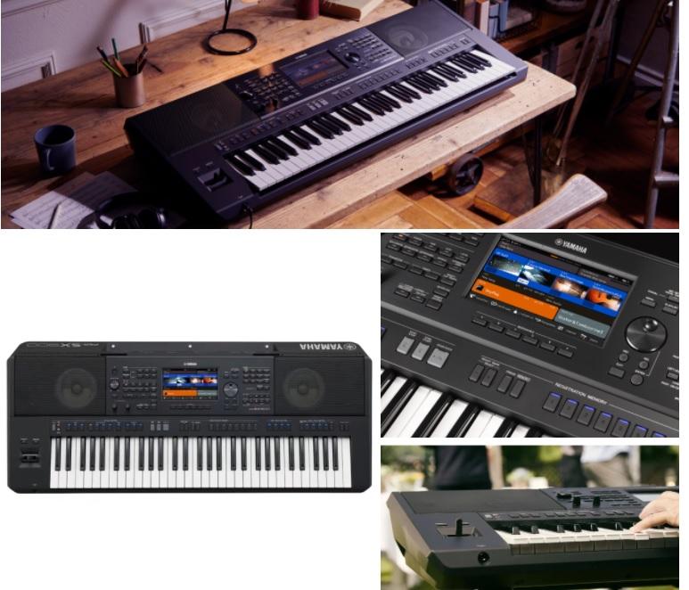Yamaha PSR-SX900 xuất sắc trong dòng đàn điện tử