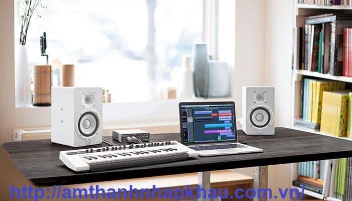 Yamaha HS7 là một bộ âm thanh phòng thu có công suất 6,5