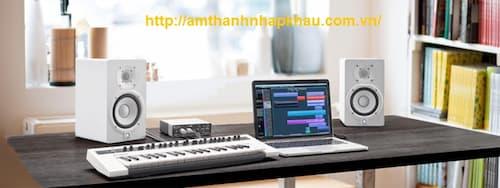 Loa kiểm âm Yamaha HS8 Công nghệ hai chiều tiên tiến