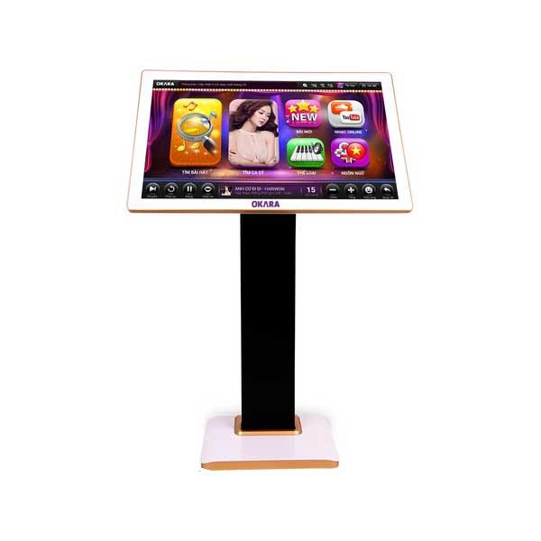 Dàn karaoke màn hình cảm ứng chọn bài giá tốt 3