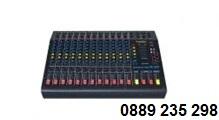Bàn Mixer Nanomax MX1202S được thiết kế linh hoạt với 12 kênh channel/line