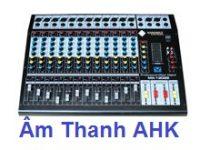 Mixer Nanomax MX-1202S khả năng triệt tạp âm cực tốt