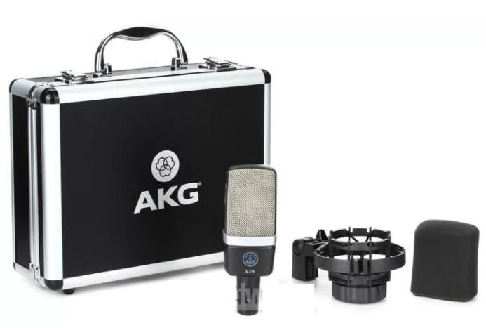 AKG C214 phụ kiện
