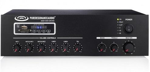 Amply mixer Bluetooth 7 kênh 60W MA60BT