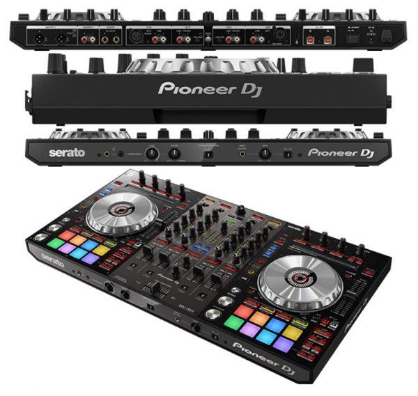 Bàn DJ Pioneer DJ DDJ-SX3