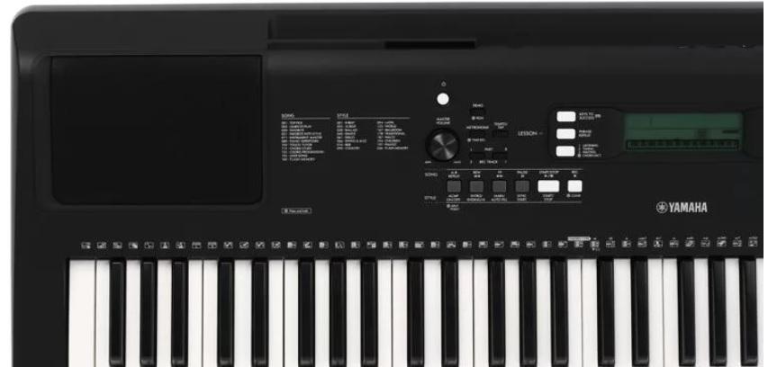 Bàn điều khiển của EW-310