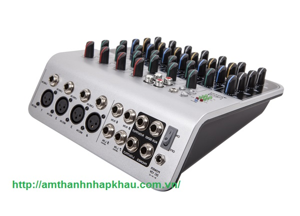 Bàn trộn Mixer Soundking MIX04A