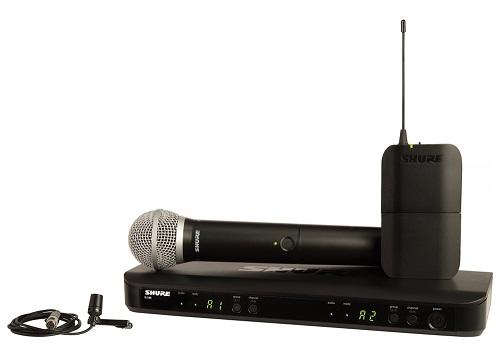 Hệ thống không dây Shure BLX1288/CVL
