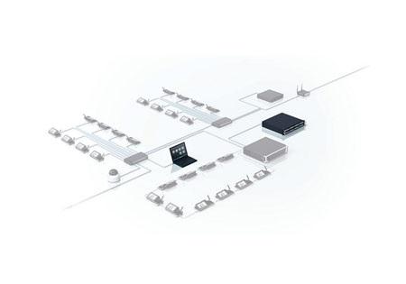 Phần mềm biểu quyết tại chỗ Bosch DCNM-LSVT
