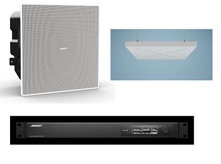 Hệ thống âm thanh trần Bose ES1