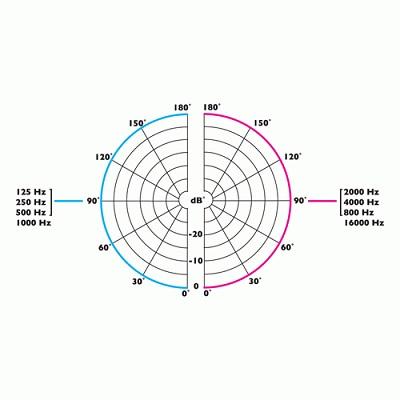 Clockaudio C007EW-RF phủ sóng rộng