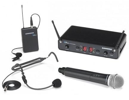 Hệ thống không dây cầm tay Samson Concert 288