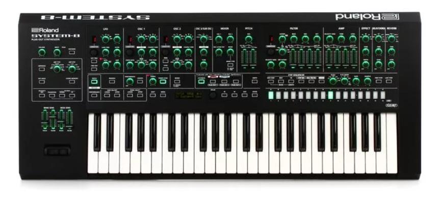 Đàn Roland System-8 chính hãng