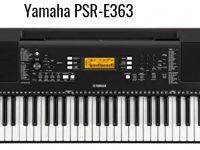 Đàn Yamaha PSR-E363