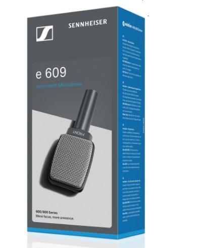 E609 vỏ hộp thực tế