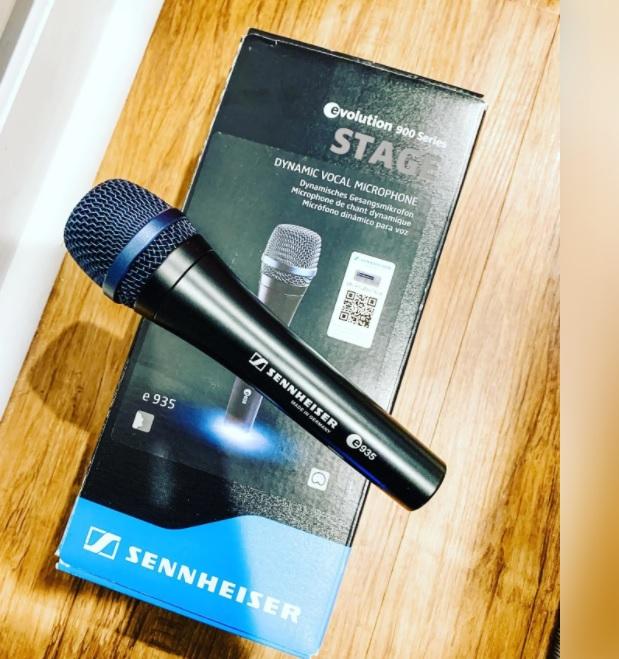 E935 chuyên cho giọng nói