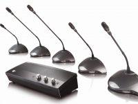 Hệ thống âm thanh hội thảo Bosch ccs 900 gọn nhẹ