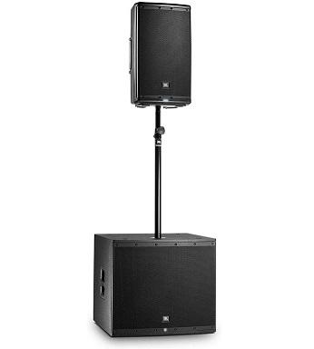 Loa JBL EON 612 thích hợp hệ thống âm thanh sân khấu