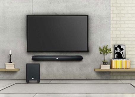 Loa Soundbar JBL SB450 âm thanh sắc nét