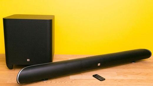Loa Soundbar JBL SB450 thiết kế tinh tế