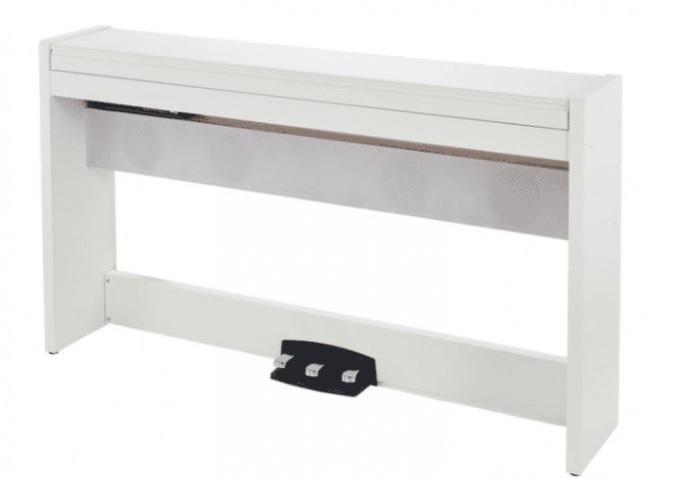 Korg L-380 màu trắng