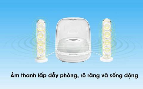 Loa Bluetooth Harman Kardon SoundSticks 4 âm thanh sống động