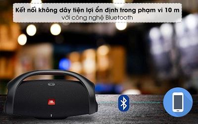 Loa Bluetooth JBL Boombox 2 kết nối Bluetooth hiệu quả