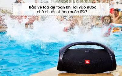 Loa Bluetooth JBL Boombox 2 kháng nước hiệu quả