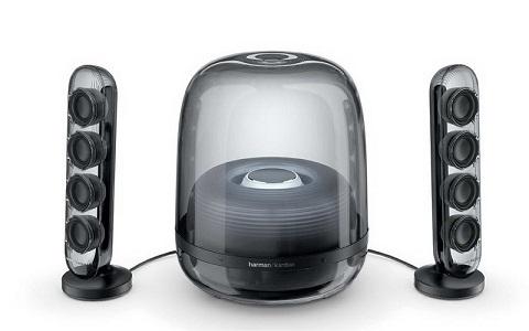 Loa Bluetooth Harman Kardon SoundSticks 4 chất lượng cao