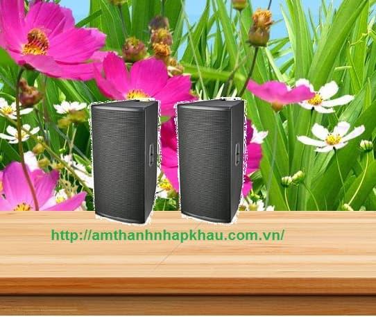 Loa hội trường Soundking KA215 là một sản phẩm âm thanh nhập khẩu chính hãng