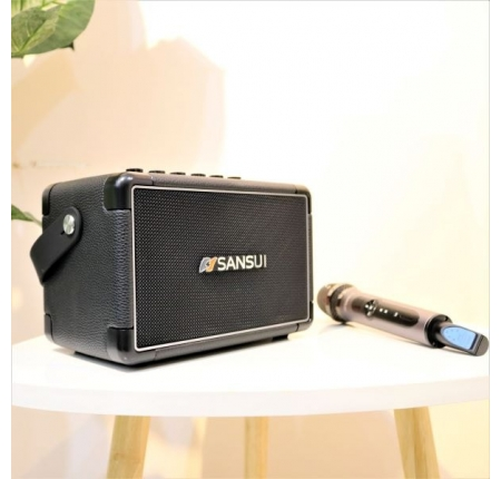 Loa karaoke mini SANSUI SS3-04 3