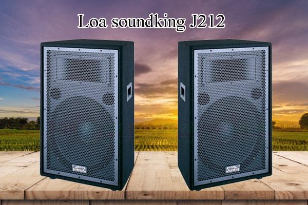 Loa hội trường Soundking J212 là một trong những sản phẩm loa sân khấu
