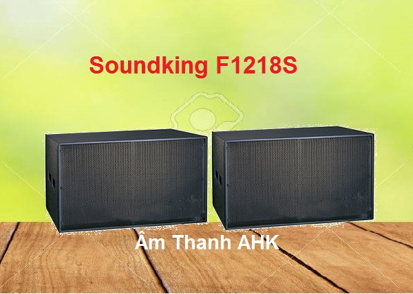 Loa sub Soundking F1218S