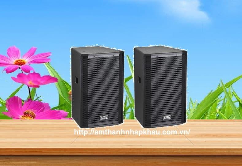Loa full Soundking H12 có kiểu dáng thiết kế đơn giản mà sang trọng