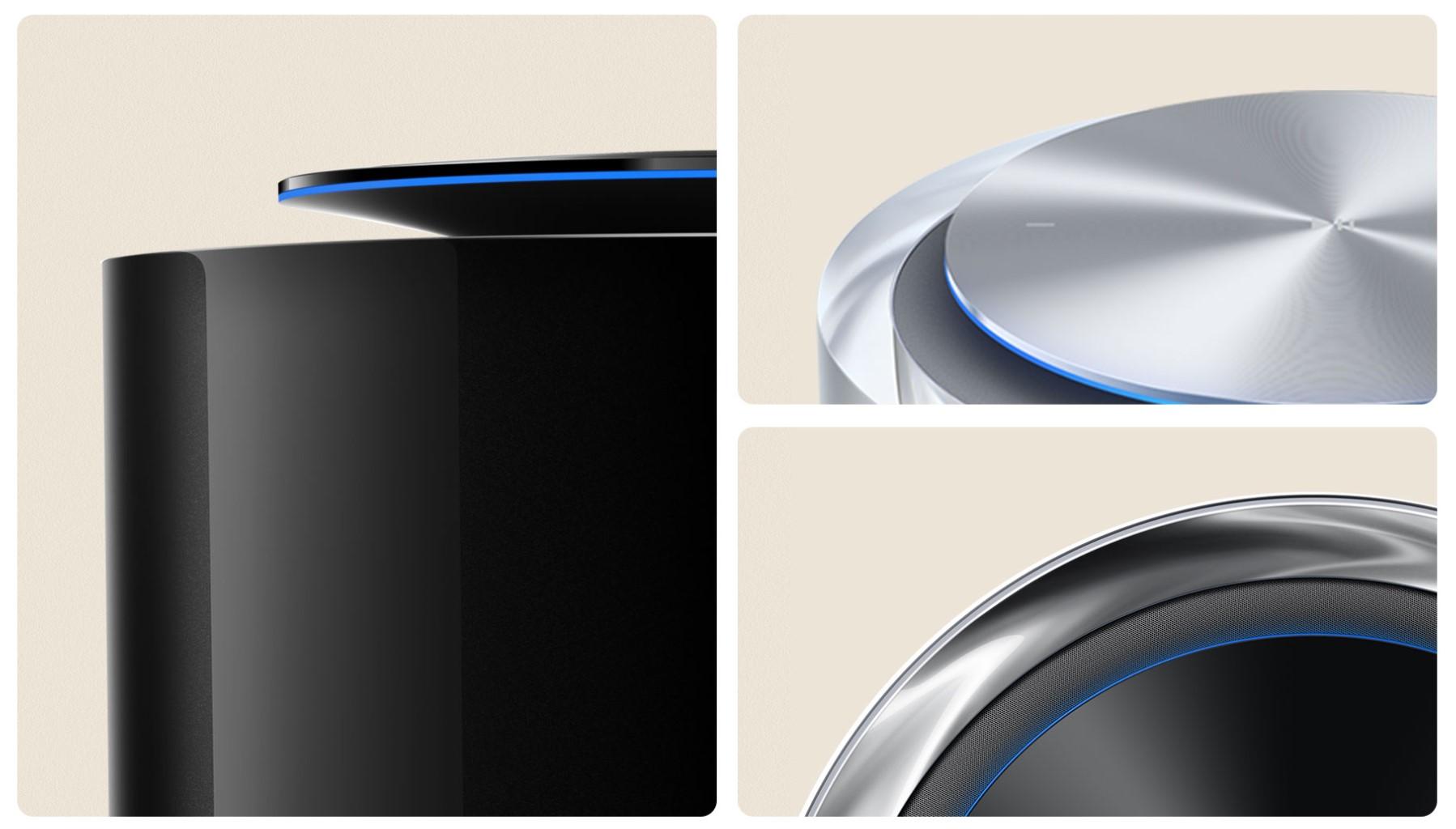 Loa thông minh Xiaomi Sound có thiết kế tinh tế tối giản