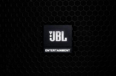 Logo Loa JBL KP6015 có thể xoay tự động