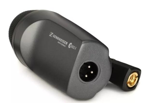Micro Sennheiser e 602-II có kết nối thông thường