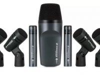 Micro Sennheiser e600 Drum Pack