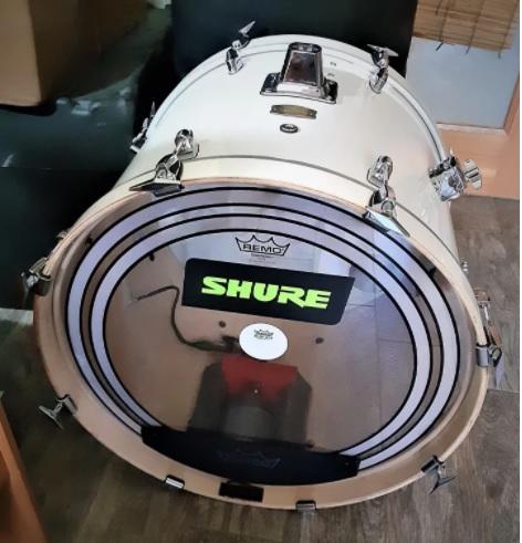 Micro Shure BETA 91A chuyên cho trống