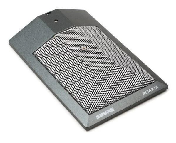 Micro Shure BETA 91A