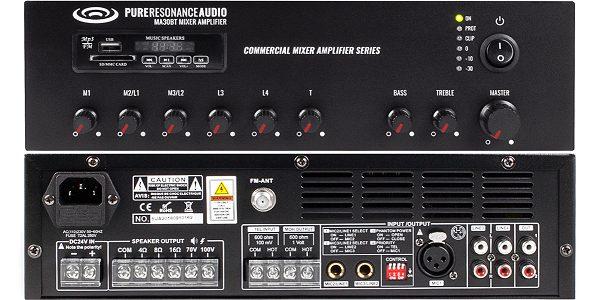 Mixer Bluetooth Pure Resonance Audio MA30BT