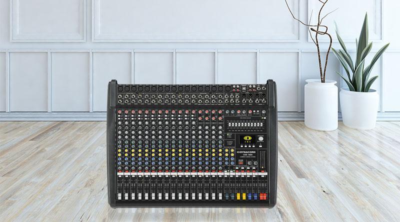 Mixer Dynacord DC-CMS1600-3-MIG chính hãng