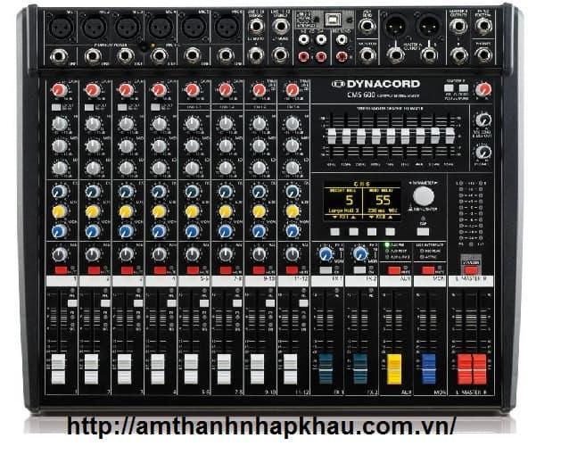 Mixer Dynacord DC-CMS600-3-MIG chính hãng