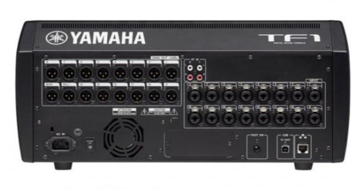 Mixer Yamaha TF1 16 đầu vào